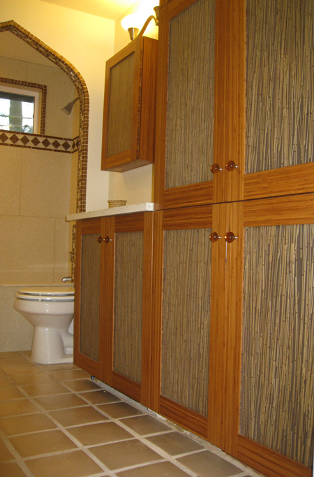 Tucson bathroom cabinets sticks and stones for Bathroom cabinets tucson