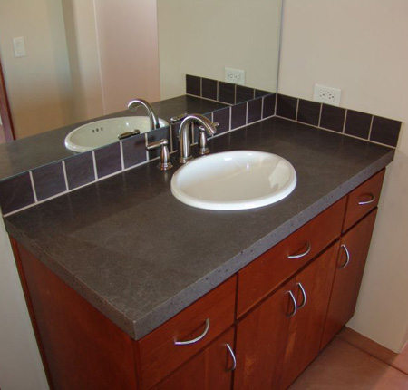 Tucson bathroom countertops tucson az for Bathroom countertops